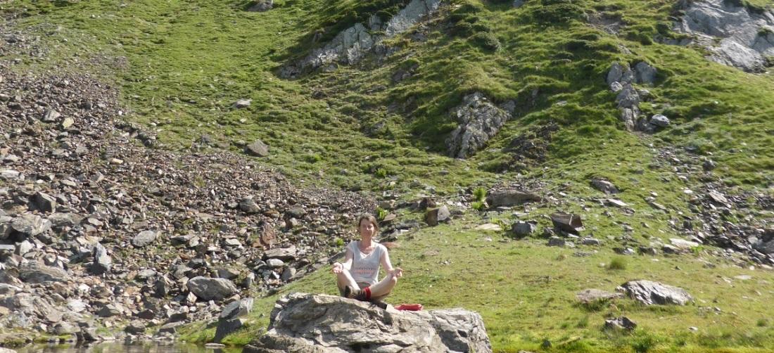 Meditatie in de Franse Pyreneeen