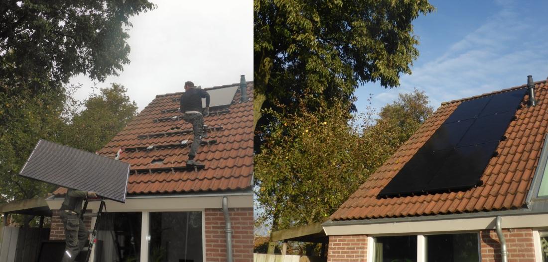 Zonnepanelen op het dak met de helden van Groenpand.jpg