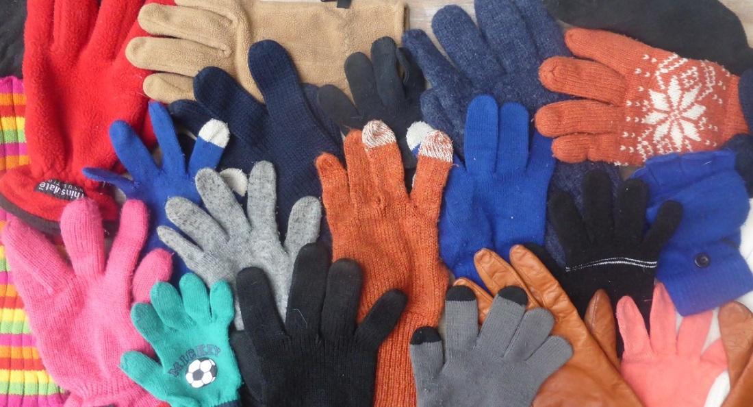 De eenzame handschoenen